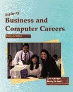 9780314204165: Exploring Business and Computer Careers