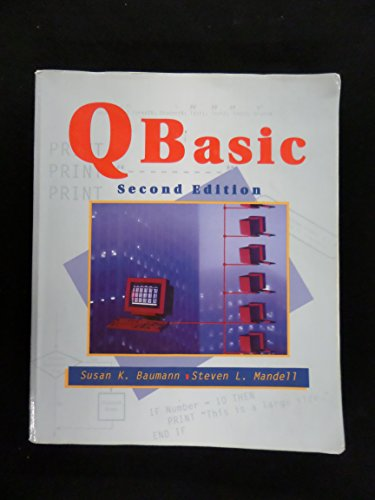 9780314206596: QBASIC