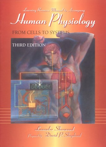 9780314210517: Human Physiology: From Cells to Systems Learning Resource Manual