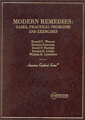 9780314211507: Modern Remedies: Cases, Practical Problems, and Exercises (American Casebooks)