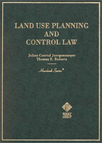 9780314212030: Land Use Planning and Control Law Hornbook (Hornbooks)