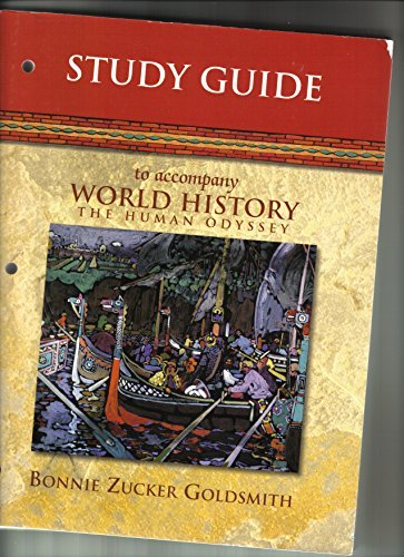 Student Study Guide-World History (9780314224965) by Spielvogel, Jackson J.