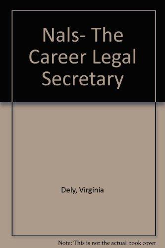 9780314226426: Nals- The Career Legal Secretary