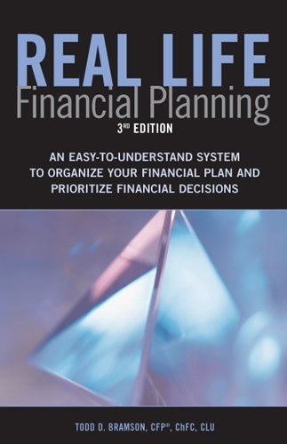 9780314232908: Real Life Financial Planning: An Easy-to-Understand System to Organize Your Financial Plan and Prioritize Financial Decisions