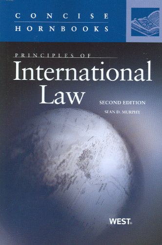9780314262684: Principles of International Law (Concise Hornbook Series)