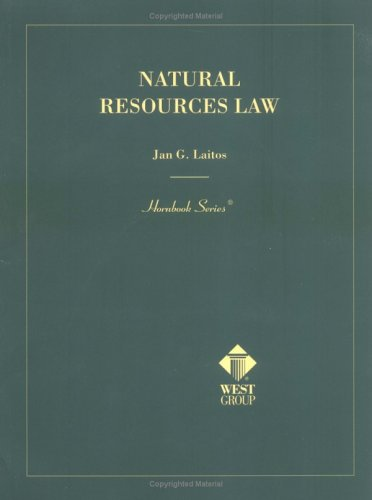 9780314263421: Natural Resources Law (Hornbook Series)