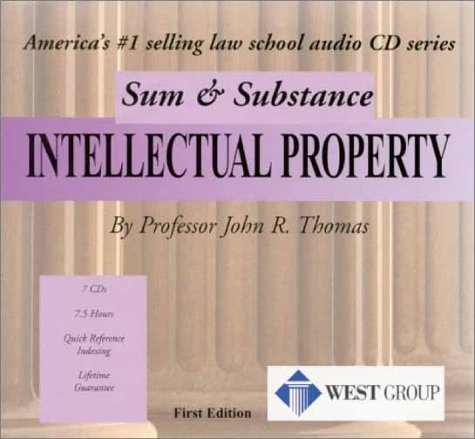 Sum and Substance Audio on Intellectual Property: John Thomas