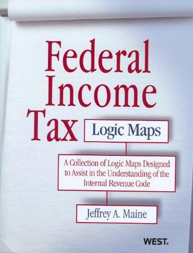9780314268990: Federal Income Tax Logic Maps