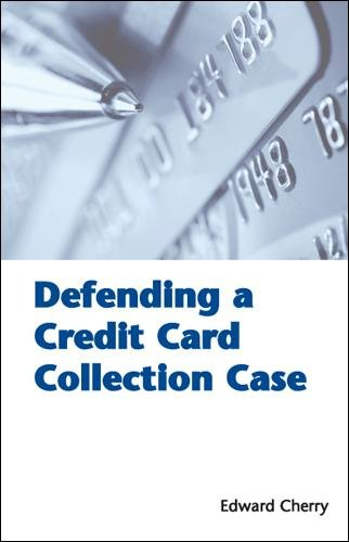 9780314271228: Defending a Credit Card Collection Case
