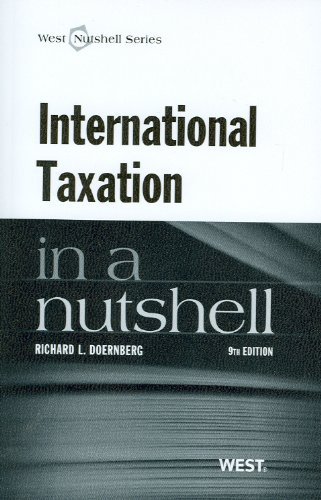9780314275318: International Taxation in a Nutshell