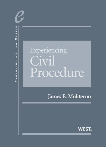 9780314277770: Experiencing Civil Procedure (Experiencing Series)