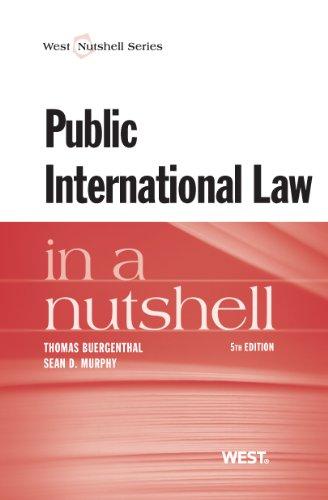 9780314279965: Public International Law in a Nutshell (Nutshells)