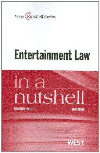 9780314280619: Entertainment Law in a Nutshell (Nutshells)