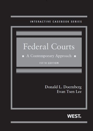 9780314283689: Federal Courts: A Contemporary Approach, 5th (Interactive Casebook Series)