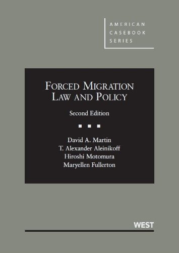 9780314285331: Forced Migration Law and Policy (American Casebook Series)