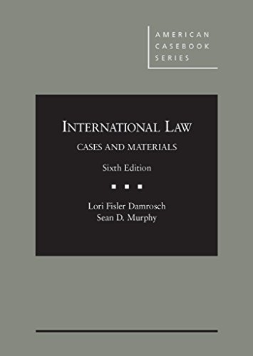 9780314286437: International Law: Cases and Materials