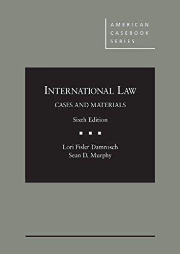 9780314286437: International Law (American Casebook Series)
