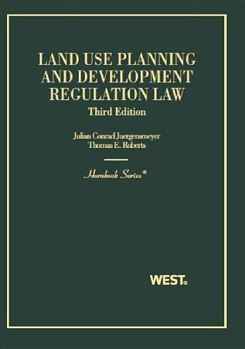 9780314286475: Land Use Planning and Development Regulation Law (Hornbooks)