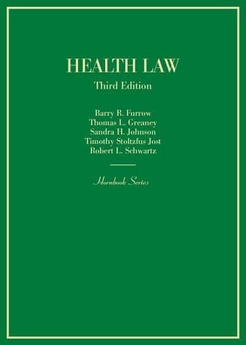 9780314289070: Health Law (Hornbooks)