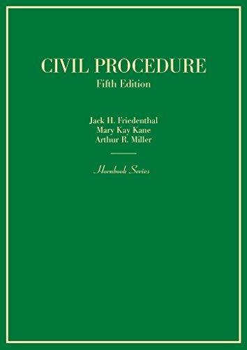 9780314290380: Civil Procedure