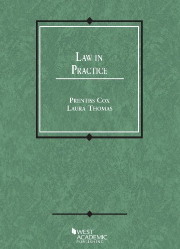 9780314290779: Law in Practice (Coursebook)