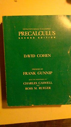 9780314347244: Precalculus