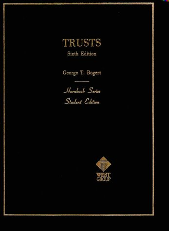 9780314351395: Bogert's Trusts, 6th (Hornbook Series) (English and English Edition)