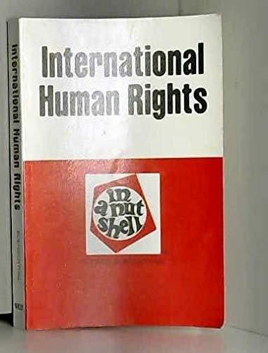 International human rights in a nutshell array 9780314430465 international human rights in a nutshell nutshell rh abebooks com fandeluxe Gallery