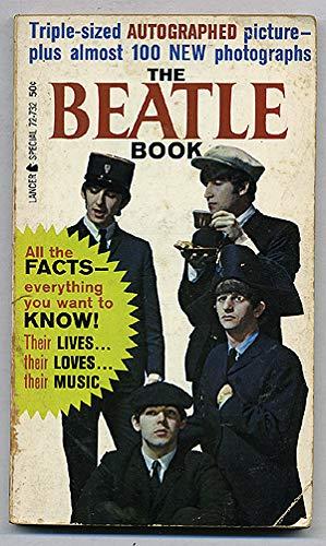 The Beatle Book (1964 paperback): Lancer Books