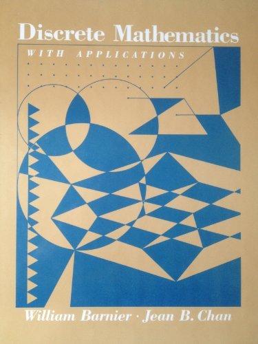 9780314459664: Discrete Mathematics With Applications