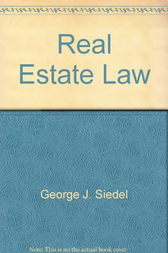 9780314481429: Real estate law