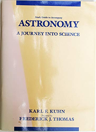 9780314524881: Astronomy: A Journey into Science
