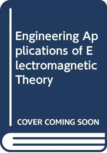 9780314601759: Engineering Applications of Electromagnetic Theory