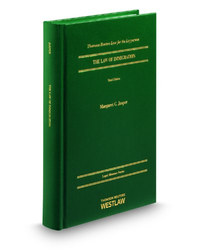 9780314605276: The Law of Immigration, 3d