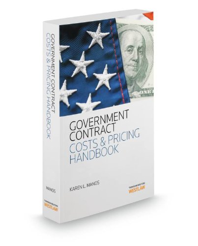 9780314612939: Government Contract Costs & Pricing Handbook