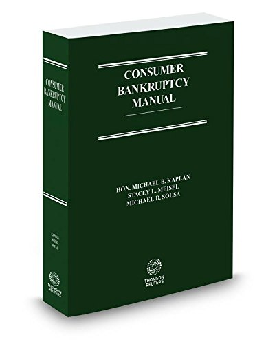 9780314622877: Consumer Bankruptcy Manual, 2d, 2014-2015 ed.