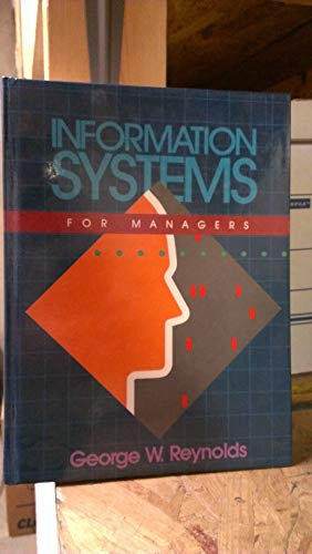 9780314625380: Information Systems for Managers
