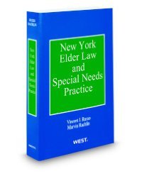 9780314625670: New York Elder Law and Special Needs Practice, 2014 ed.