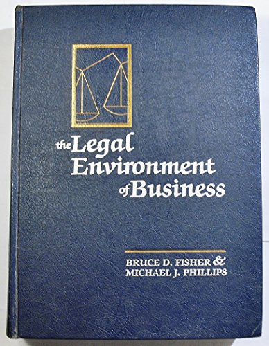 9780314631725: The Legal Environment of Business