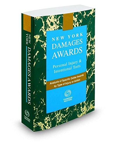 9780314638656: New York Damages Awards, 2015 ed.