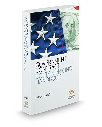9780314643773: Government Contract Costs & Pricing Handbook, 2015 ed.