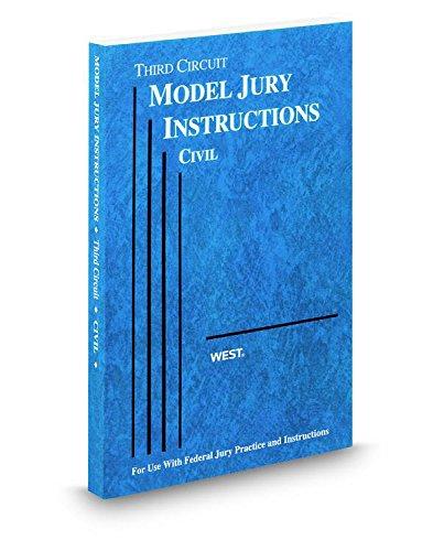 Third Circuit Model Jury Instructions - Civil,: Thomson West