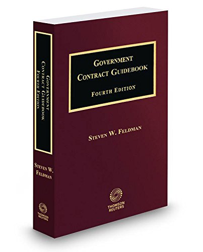 9780314645562: Government Contract Guidebook, 4th, 2015-2016 ed.
