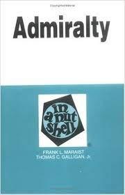 9780314647658: Admiralty in a Nutshell (Nutshell Series)
