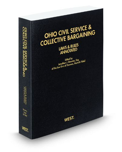 Ohio Civil Service & Collective Bargaining Laws: Jonathan Downes