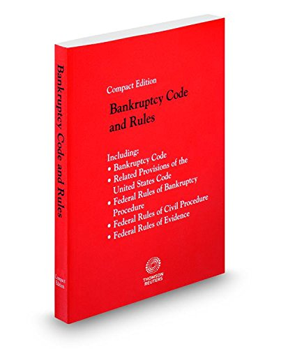 9780314658272: Bankruptcy Code and Rules, 2014 Compact ed.