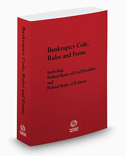 9780314662323: Bankruptcy Code, Rules and Forms, 2015 ed.