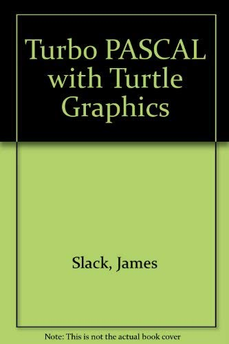 9780314667823: Turbo Pascal With Turtle Graphics