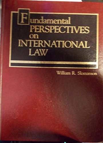 9780314667915: Fundamental Perspectives on International Law