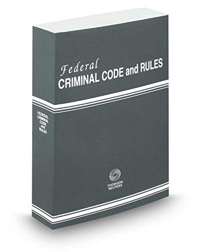 9780314672131: Federal Criminal Code and Rules, 2015 ed.